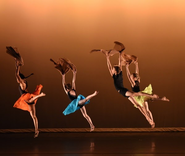 Emerge ballet performance